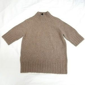 BCBG MaxAzira Soft tan sweater